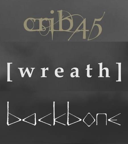 CRIB45  |  [WREATH]  |  BACKBONE  |