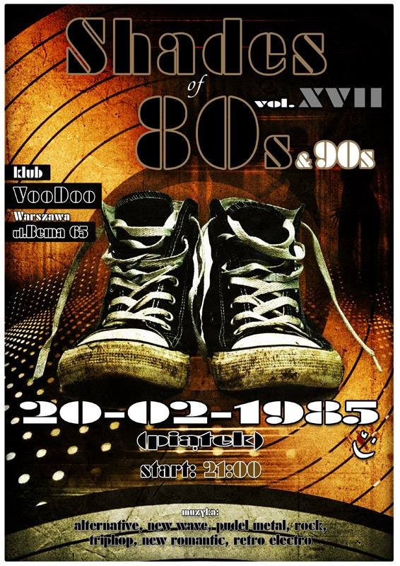 Shades of 80/90s vol. XVII