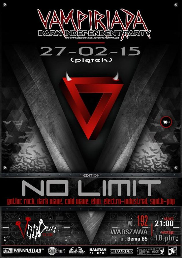 VAMPIRIADA vol. 192 – NO LIMIT