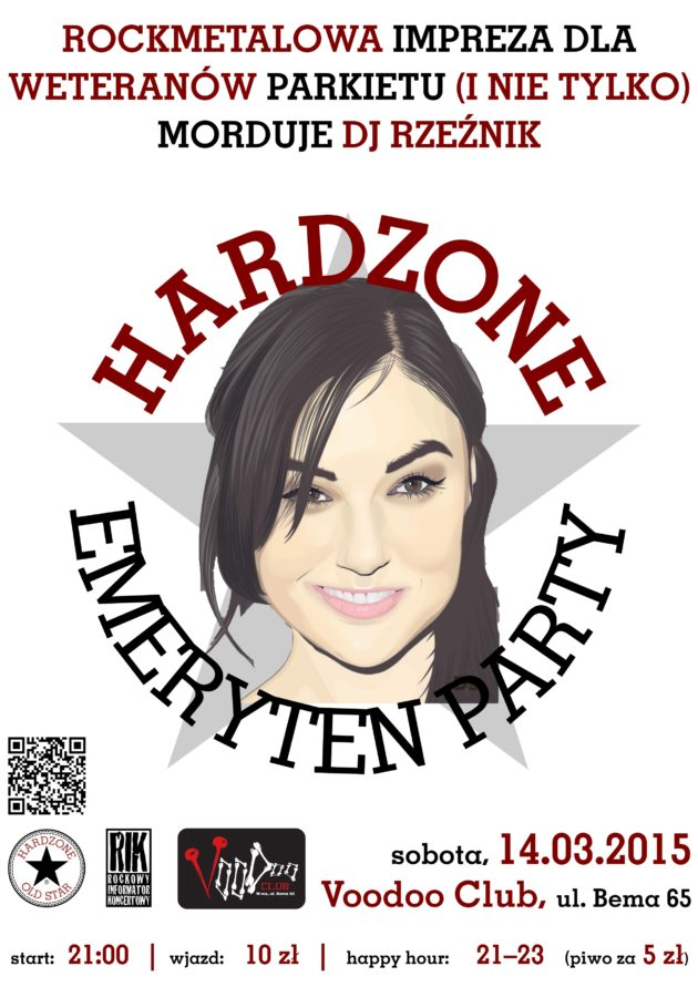 Hardzone Emeryten Party XIX: 50 twarzy Grey