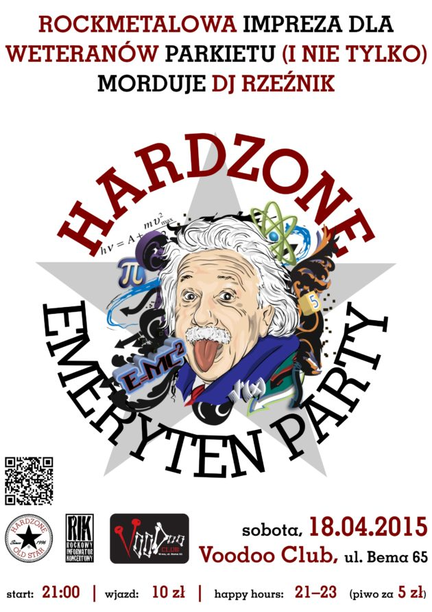 Hardzone Emeryten Party XX: rok nie wyrok