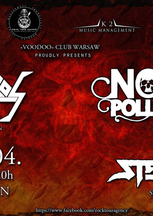 Metalheads night in Warsaw