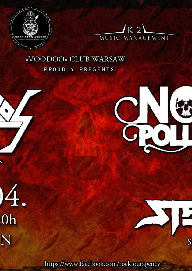 Metalheads night in Warsaw