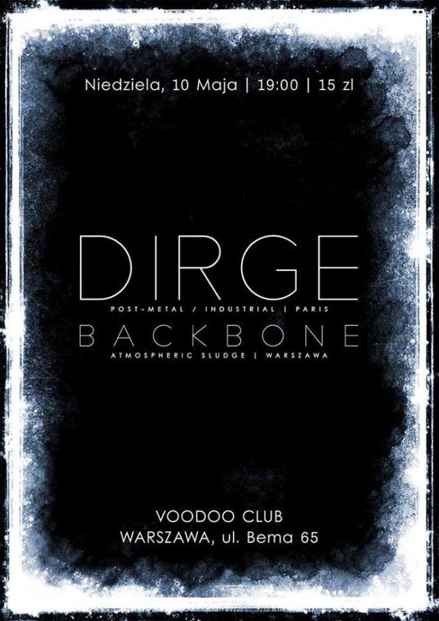 DIRGE + Backbone