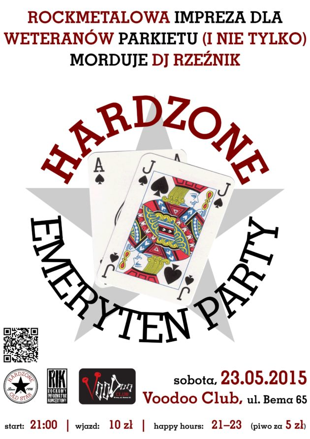 Hardzone Emeryten Party XXI: oczko!