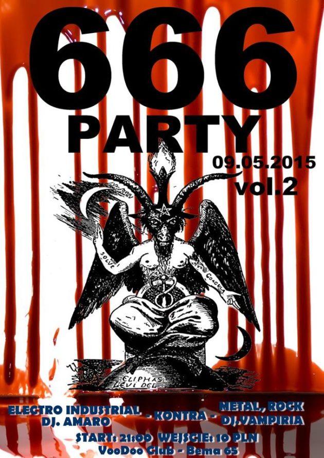 666 PARTY vol.2