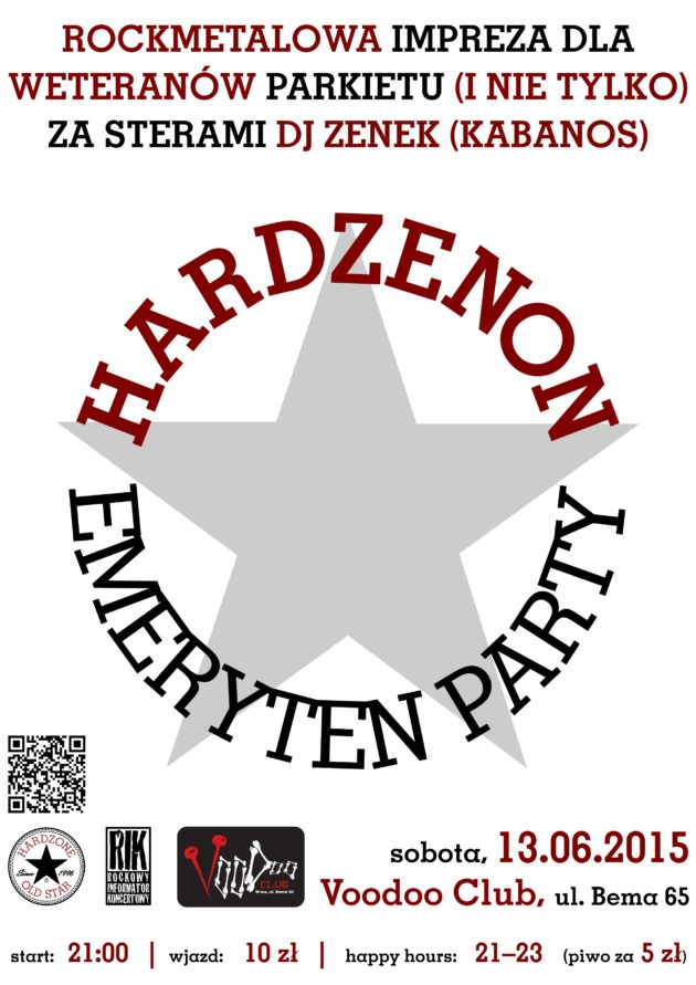 Hardzone Emeryten Party XXII: HardZenon