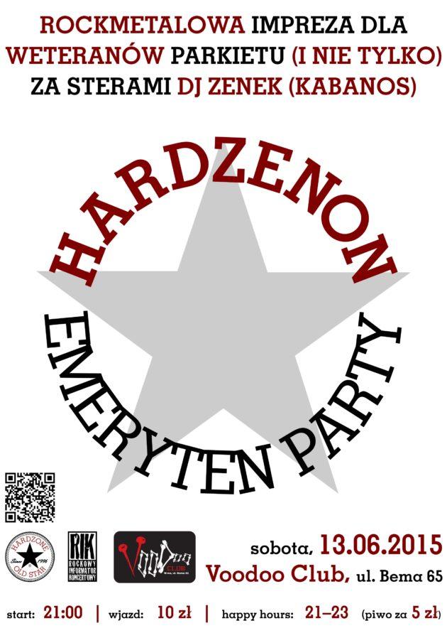 Hardzone Emeryten Party XXII: HardZenon