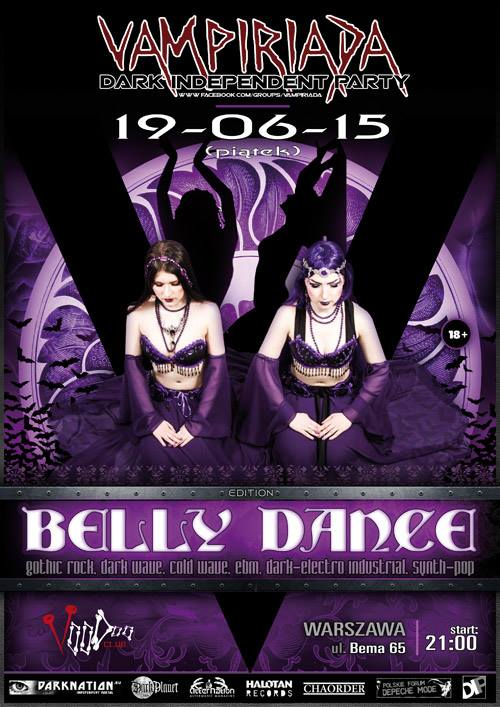 VAMPIRIADA – Belly Dance edition