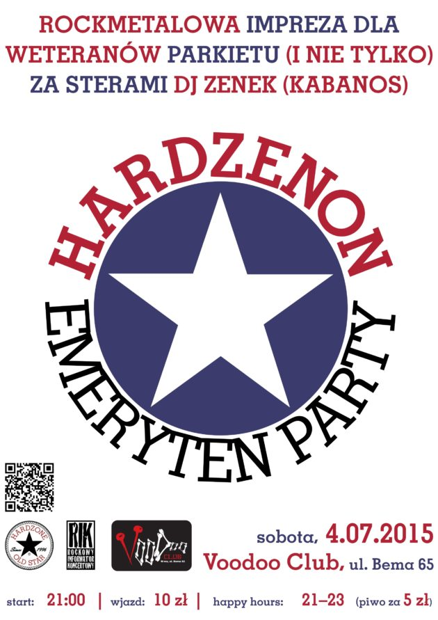 HardZenon Emeryten Party XXIII: juesendej