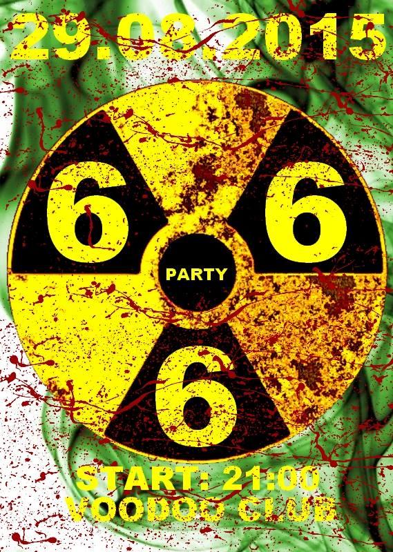666 PARTY – vol.6