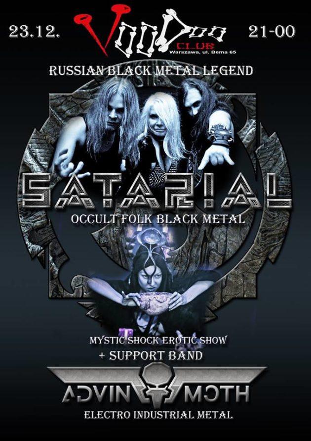 Koncert zespołu Satarial