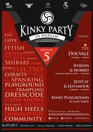 KINKY PARTY