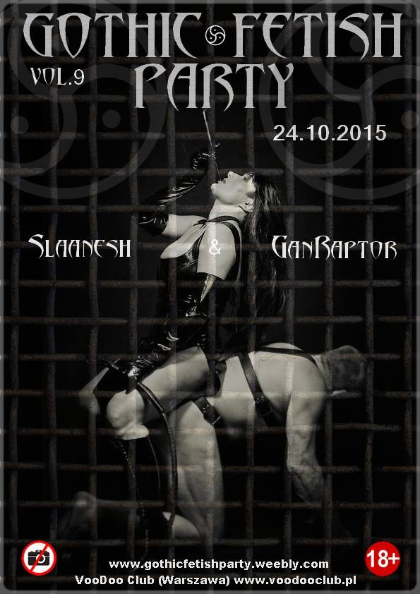 GOTHIC FETISH PARTY vol.9