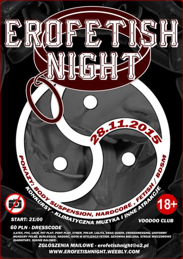 ERO FETISH NIGHT vol.5
