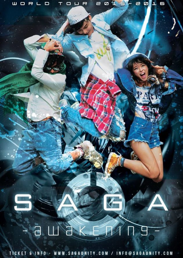 SAGA Crazy Night in Warsaw