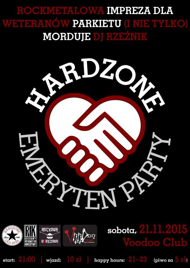 Hardzone Emeryten Party XXVII