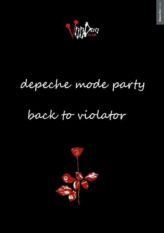 BACK TO VIOLATOR