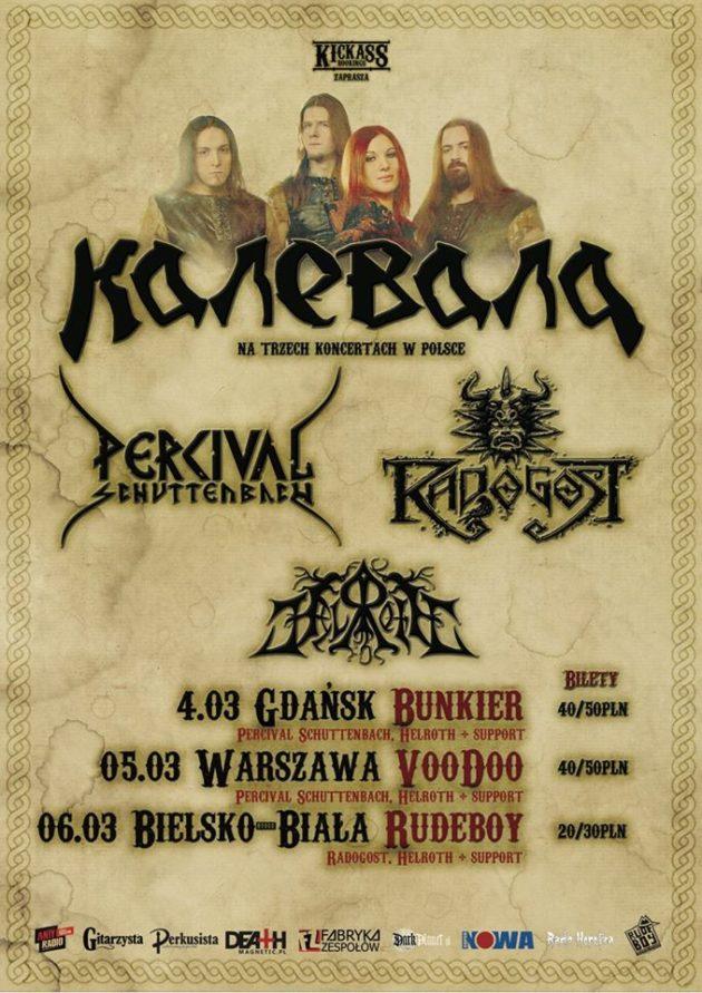 Kalevala Polish Tour
