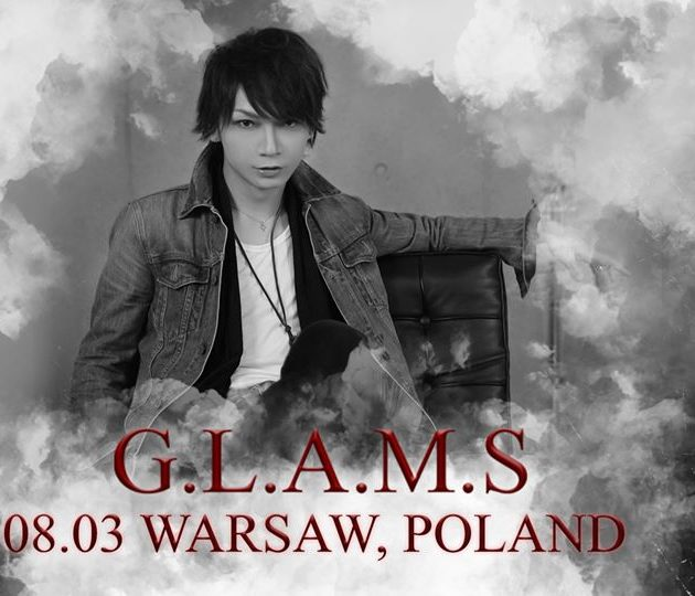 GLAMS – Warsaw (PL) 08/03 – TWILIGHT AFTER THE RAIN Europe Tour 202 + guests