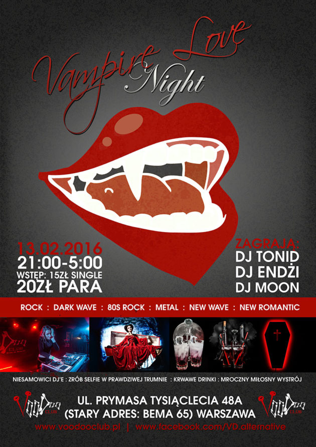 Vampire Love Night