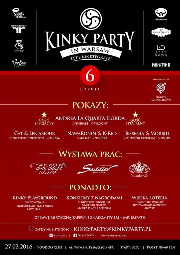 Kinky Party 6