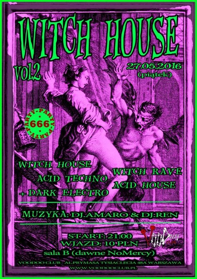 WITCH HOUSE vol.2