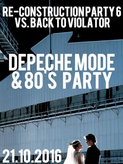 21 Re-Construction Party 6 vs Back To Violator