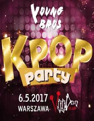 K-Pop Party by Young Bros x Touch me edition