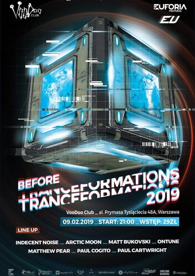 Essential Vibes pres. Before Tranceformations 2019