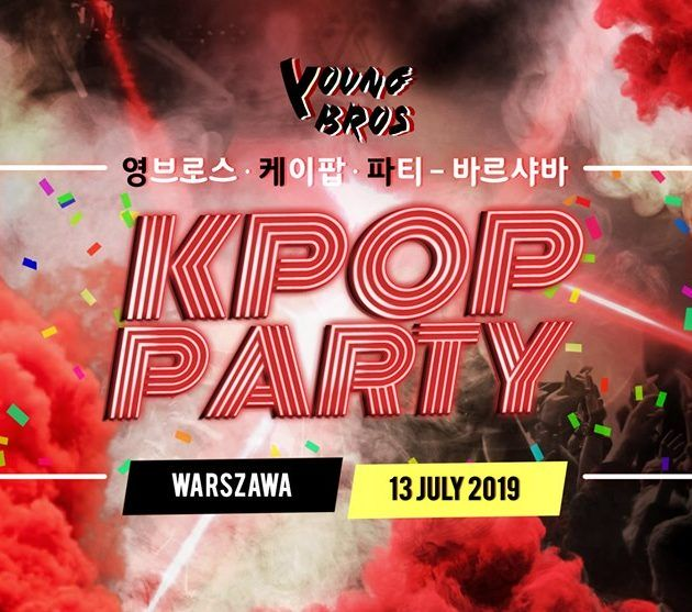 Young Bros KPOP PARTY – Warsaw