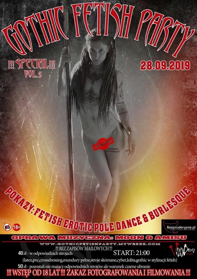 Gothic Fetish Party – Special vol.5