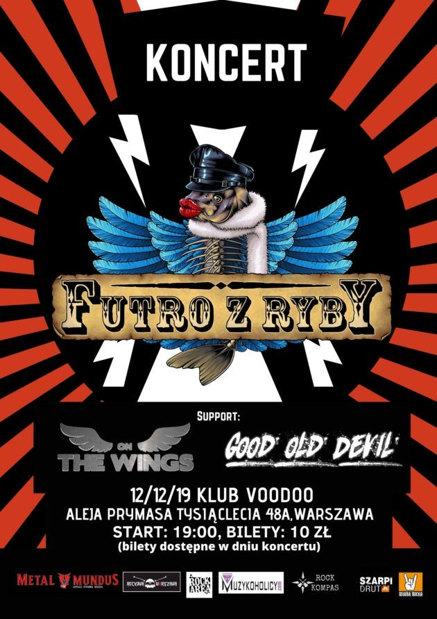 FUTRO Z RYBY / Good Old Devil x On The Wings