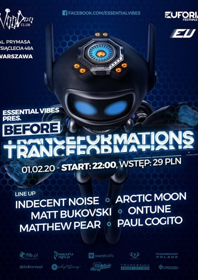Essential Vibes pres. Before Tranceformations 2020