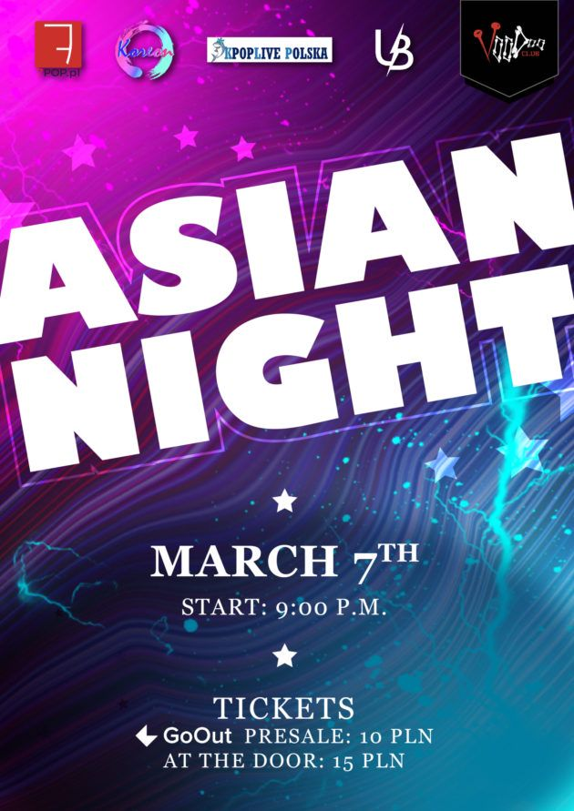 Asian Night at VooDoo Club / 07.03 / – Woman's Day Edition