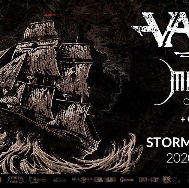 Storm of Fate Tour 2020 – Vane & Moyra + TBH / Warszawa / 11.09.2020
