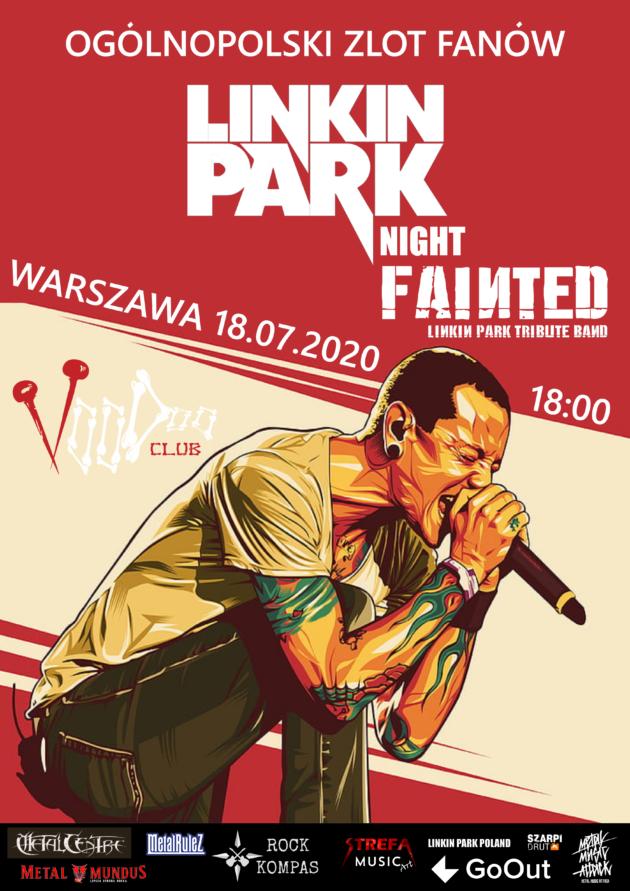Ogólnopolski Zlot Fanów Linkin Park & FAINTED (LP Tribute Band)