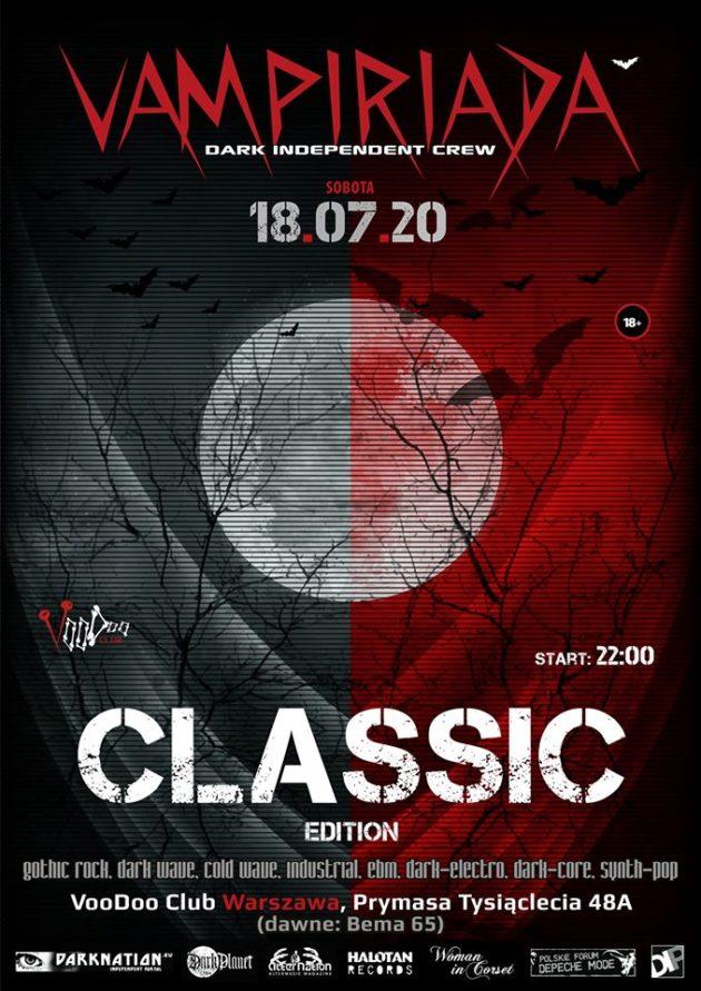 Vampiriada – Classic / 18.07 /