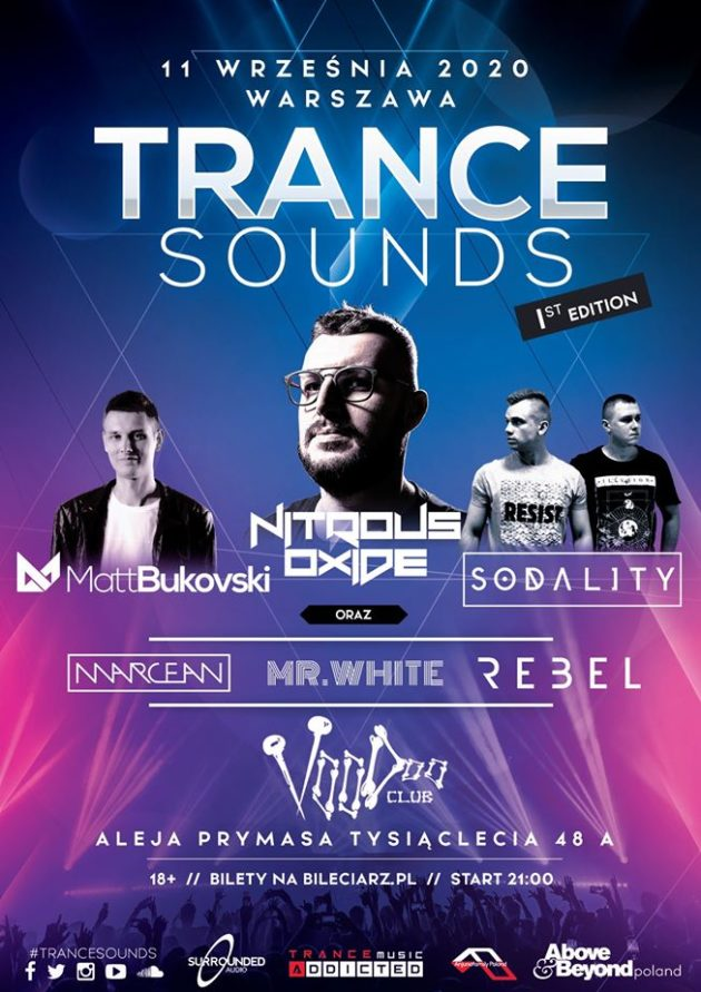 Trance Sounds – 1st edition