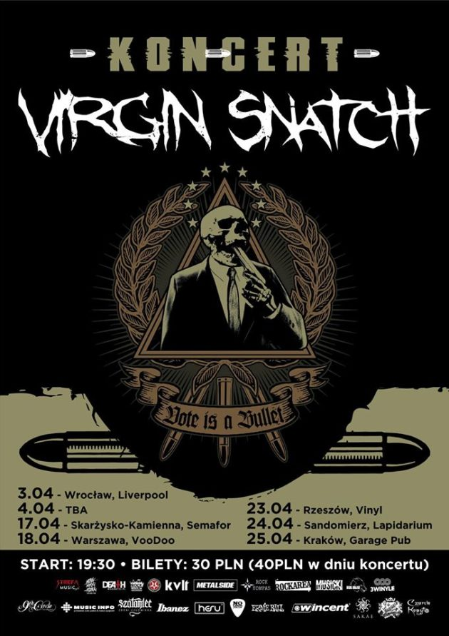 We are Underground: Virgin Snatch x Bright Ophidia x Pandrador