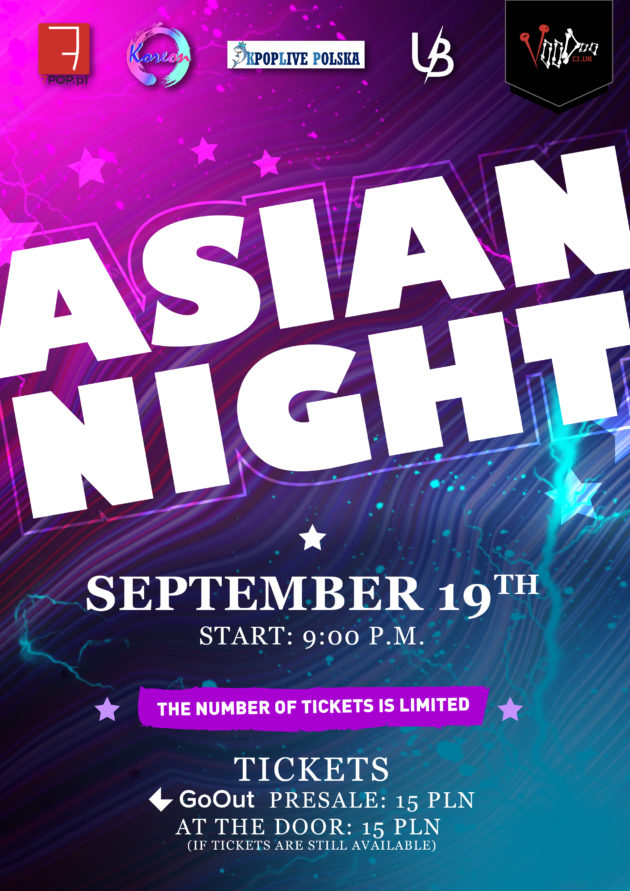 Asian Night at VooDoo Club / 19.09 /