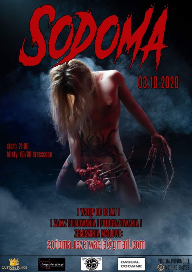 SODOMA vol. 7
