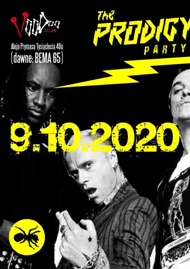 Prodigy Party ( DJ HiroSzyma x Mme Czarnecka / 2000DirtyDj's / ) 09.10
