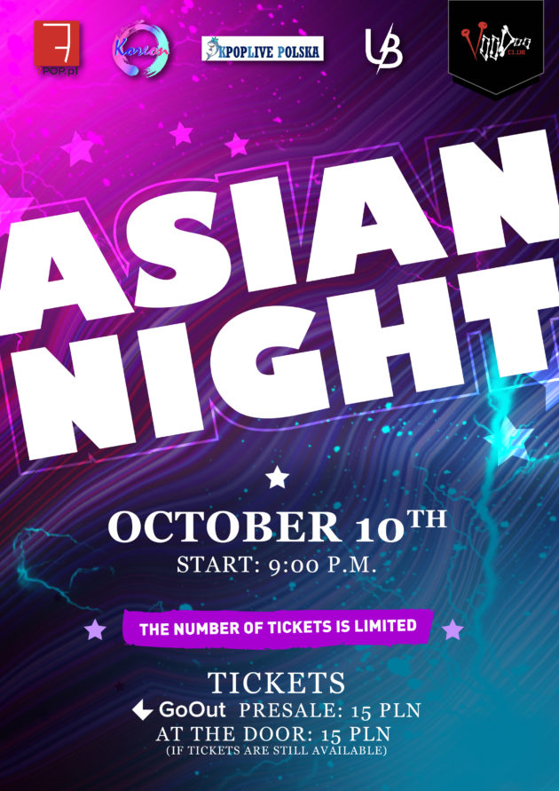 Asian Night at VooDoo Club / 10.10 /