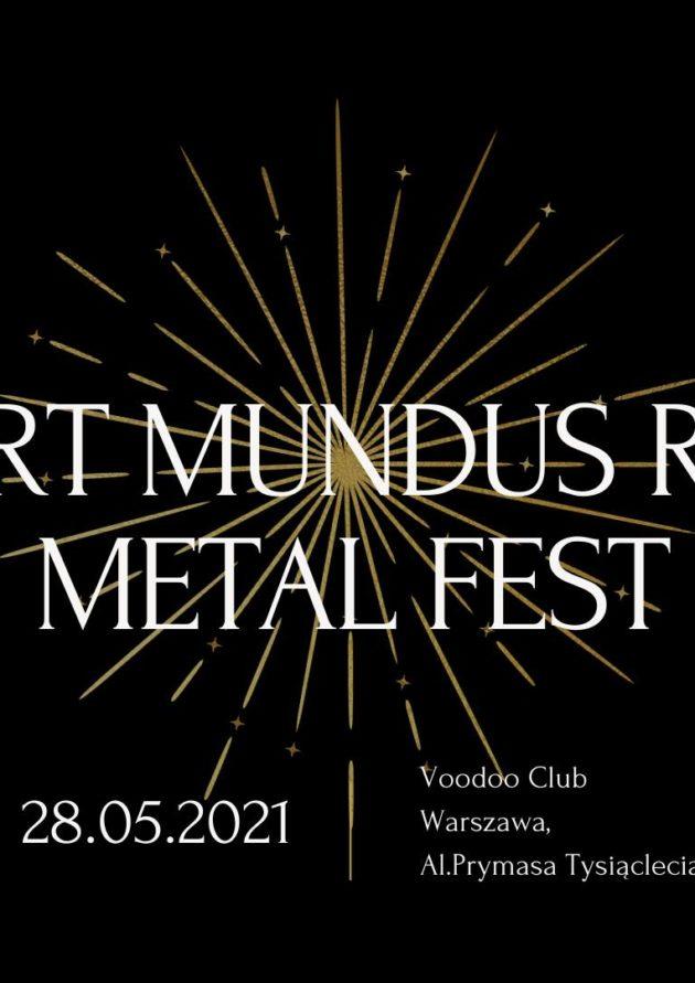M-Art Mundus Rock Metal Fest / 28.05 /