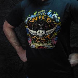 Koszulki Wild Fest