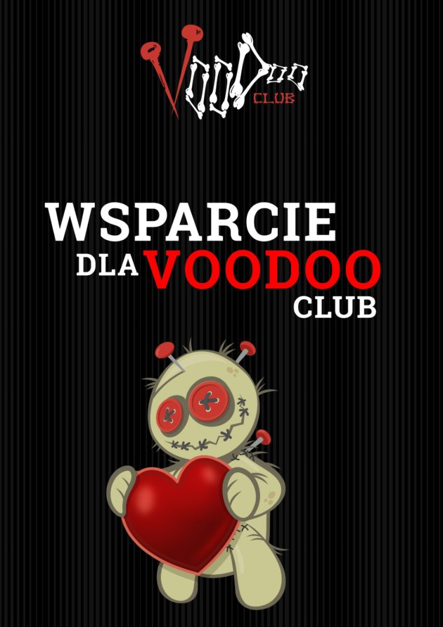 Wsparcie dla VooDoo Club