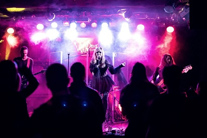 Woman's Rock Day – KEstrella x Crimson Rockets x Chaostream / 06.03 /