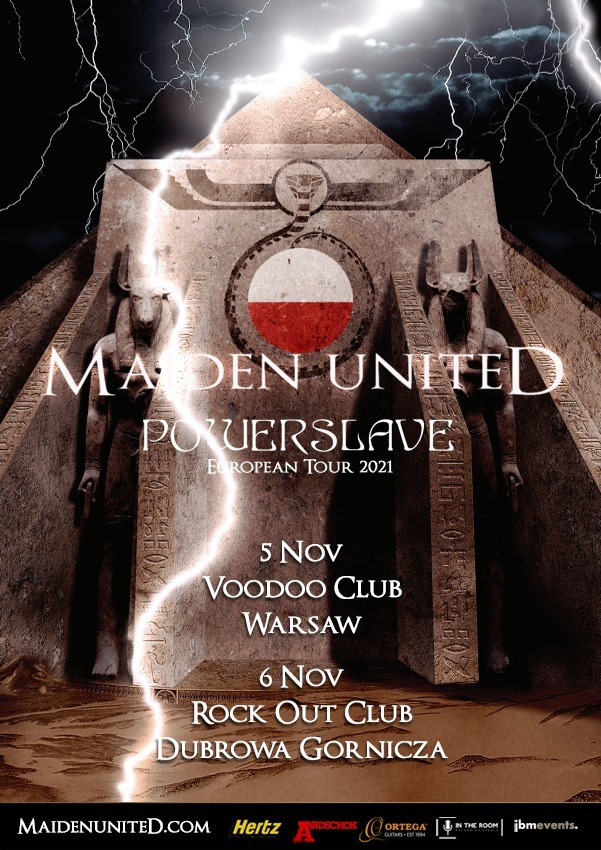 Maiden UniteD (acoustic Iron Maiden tibute band) / 05.11 /