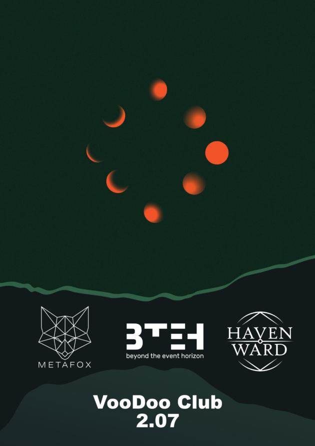 Metafox x Havenward x Beyond The Event Horizon na Letniej Scenie VooDoo / 02.07 /